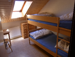 Nr. 1 Doppelzimmer 7qm
