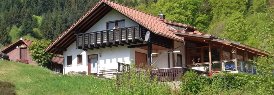 NaturFreunde Weisenbach - Unser Haus